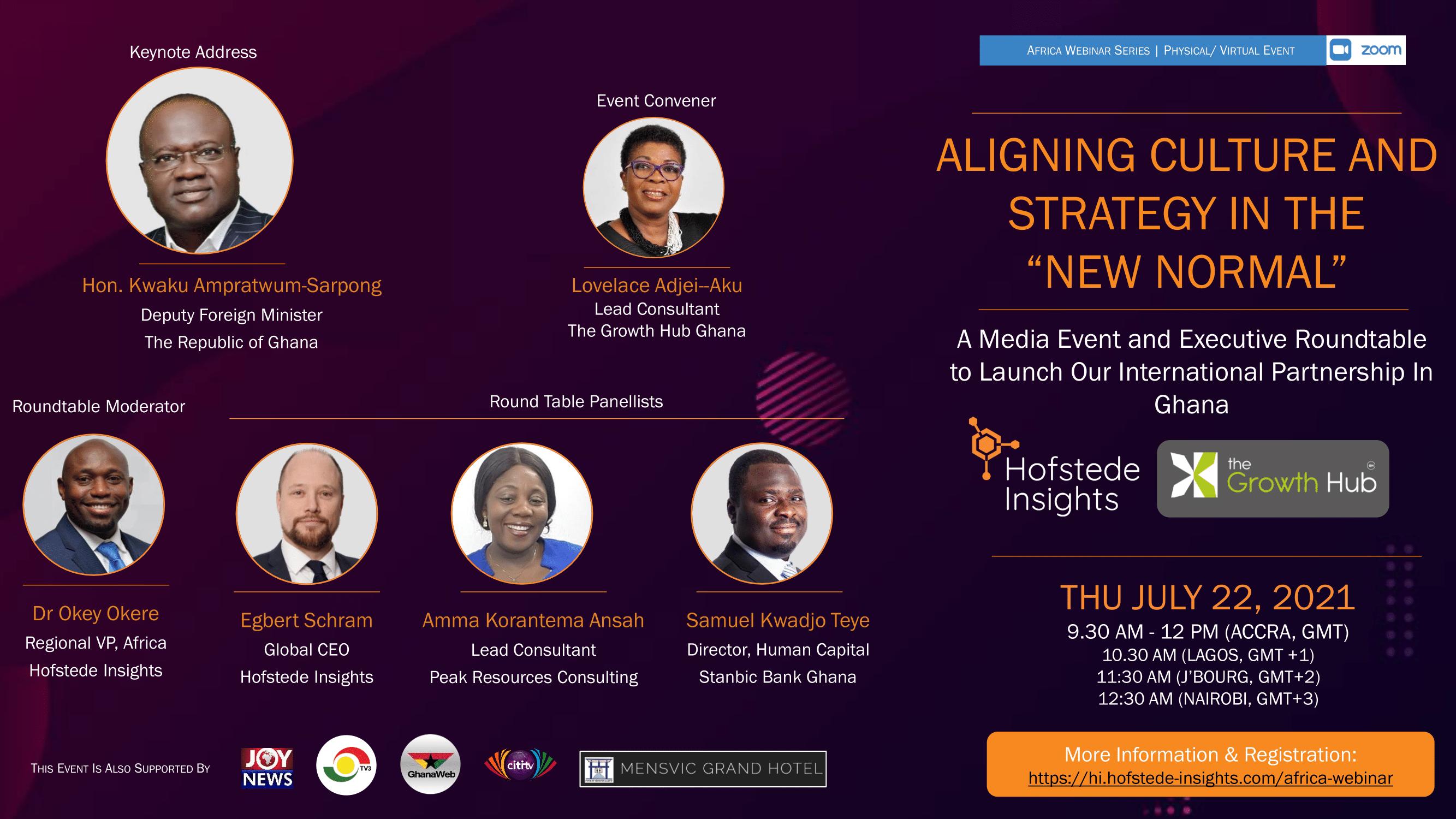 Ghana Launch
